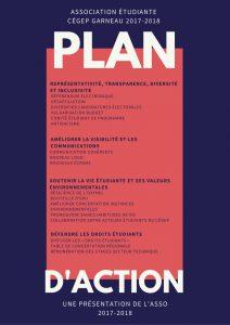 Plan d'action 2017-2018